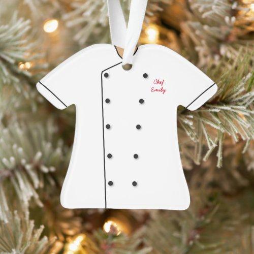 Chef Profession Ornament