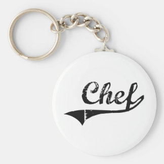 Chef Professional Job Key Chains