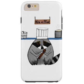 Chef Raccoon for Samsung Tough iPhone 6 Plus Case