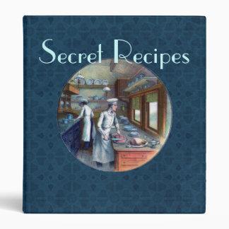 Chef Recipe Binder