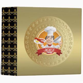 Chef Recipe Binder - SRF