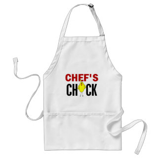 Chef's Chick Adult Apron