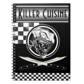 Chef s Notebook Killer Cuisine