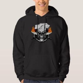 Chef Skull 1 Hoodie