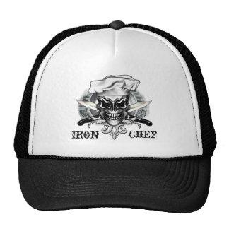 Chef Skull 1 Trucker Hat