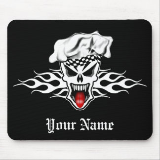 Chef Skull 2.1 Mouse Pad