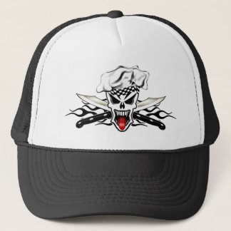 Chef Skull 2.1 Trucker Hat