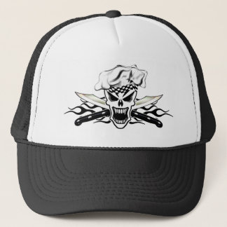 Chef Skull 2.2 Trucker Hat