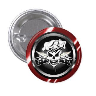 Chef Skull 2 Button
