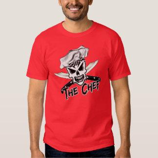 Chef Skull 2 T-Shirt