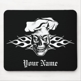 Chef Skull 3.1 Mouse Pad