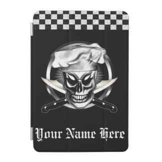 Chef Skull 4 iPad Mini Cover