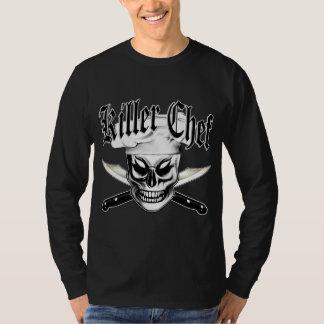 Chef Skull 4: Killer Chef T-Shirt