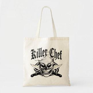 Chef Skull 4: Killer Chef Tote Bag