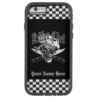 Chef Skull 5 Tough Xtreme iPhone 6 Case