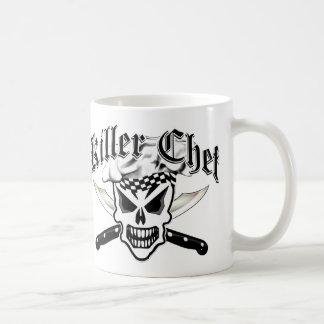 Chef Skull and Crossed Chef Knives 2 Coffee Mug
