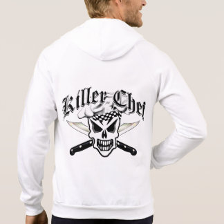 Chef Skull and Crossed Chef Knives 2 Pullover