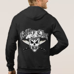 Chef Skull and Crossed Chef Knives 2 Hooded Sweatshirt