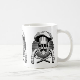 Chef Skull: Barbecue Coffee Mug
