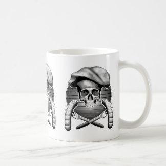 Chef Skull: BBQ Coffee Mug