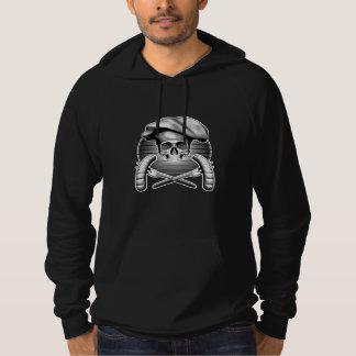 Chef Skull: BBQ Hoodie