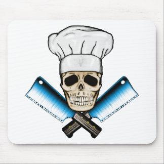 Chef_Skull_C1 Alfombrilla De Raton
