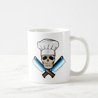 Chef_Skull_C1 Coffee Mug