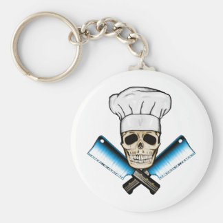 Chef_Skull_C1 Llavero Personalizado