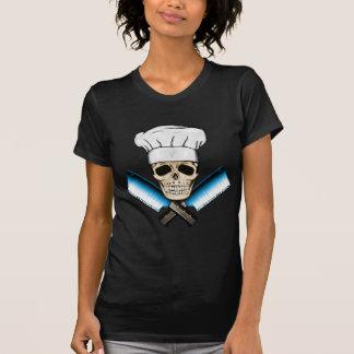 Chef_Skull_C1 Camiseta