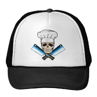 Chef_Skull_C1 Trucker Hat