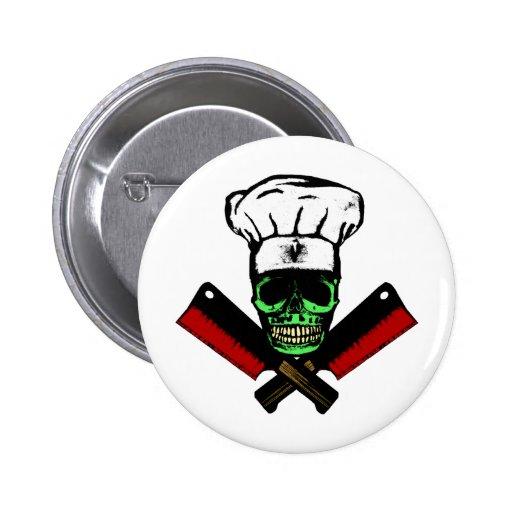 Chef_Skull_HCC1 Pin
