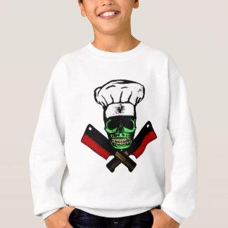 Chef_Skull_HCC1 Sweatshirt