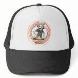 Chef Sock Monkey Trucker Hat