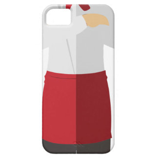 Chef Standing iPhone SE/5/5s Case