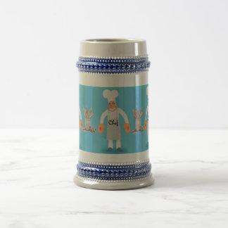 chef stein coffee mugs