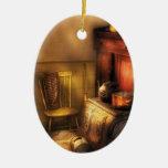 Chef - Stove - An old farm kitchen Ornament