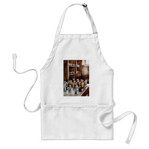 Chef - The Winter Pantry Aprons