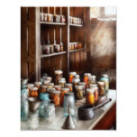 """Chef - The Winter Pantry 4.25"""" X 5.5"""" Invitation Card"""