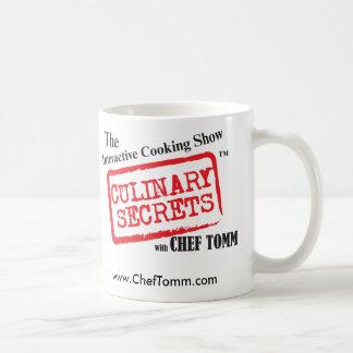 Chef Tomm Coffee Mug