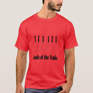 Chef Tools of the Trade Knives T-Shirt