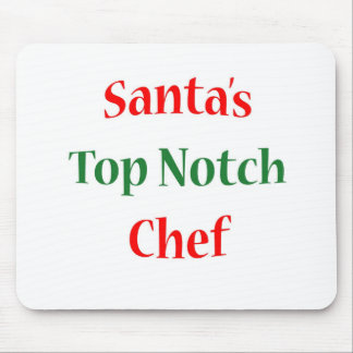 Chef Top Notch Mouse Pad