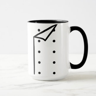 Chef uniform mug