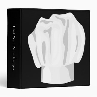 Chef Uniform Recipe Binder