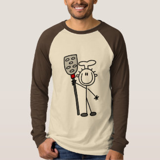 Chef with Spatula Tshirts and Gifts