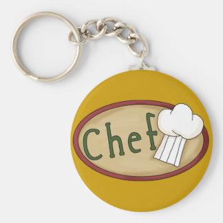 chef_word_art llavero redondo tipo pin