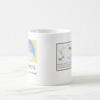 Chef Zippo's Resturant Coffee Mug