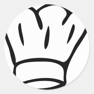 chefhat stickers