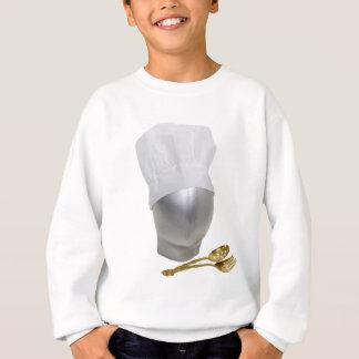 ChefHead061209 Sweatshirt