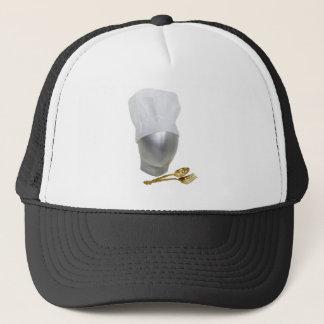 ChefHead061209 Trucker Hat