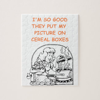 chefs and cooks jigsaw puzzle
